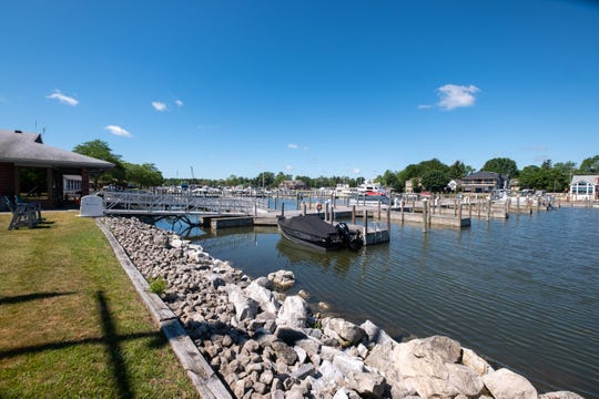 The St. Clair Boat Harbor is celebrating its 50-year anniversary this weekend.
