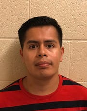Jubentino Guzman, 26, Salem, was arrested June 23, 2020,  on charges related to a sexually explicit video posted on social media.