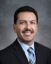 Public Health Director Rigoberto Vargas