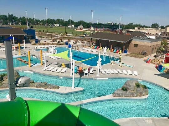 A look at the Wisconsin Rapids Regional Aquatic Center in Wisconsin Rapids