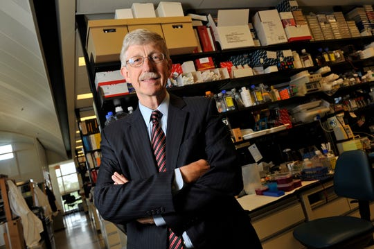 Dr. Francis S. Collins, director of the National Institutes of Health
