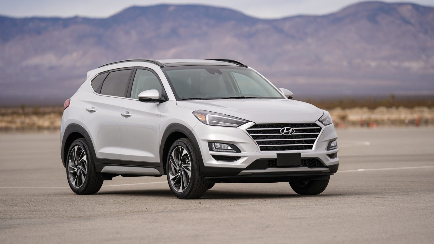 Hyundai recall 2021: 471000 Tuscon SUVs recalled; automaker says car owners should park outside – USA TODAY