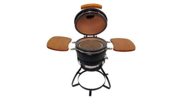 This portable grill is on sale at a steal.