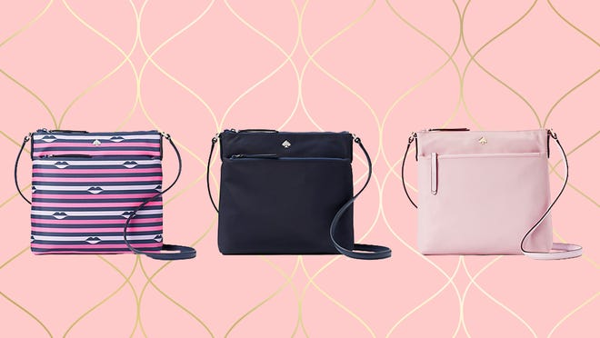 You can save a ton of money right now on this designer Kate Spade crossbody bag.