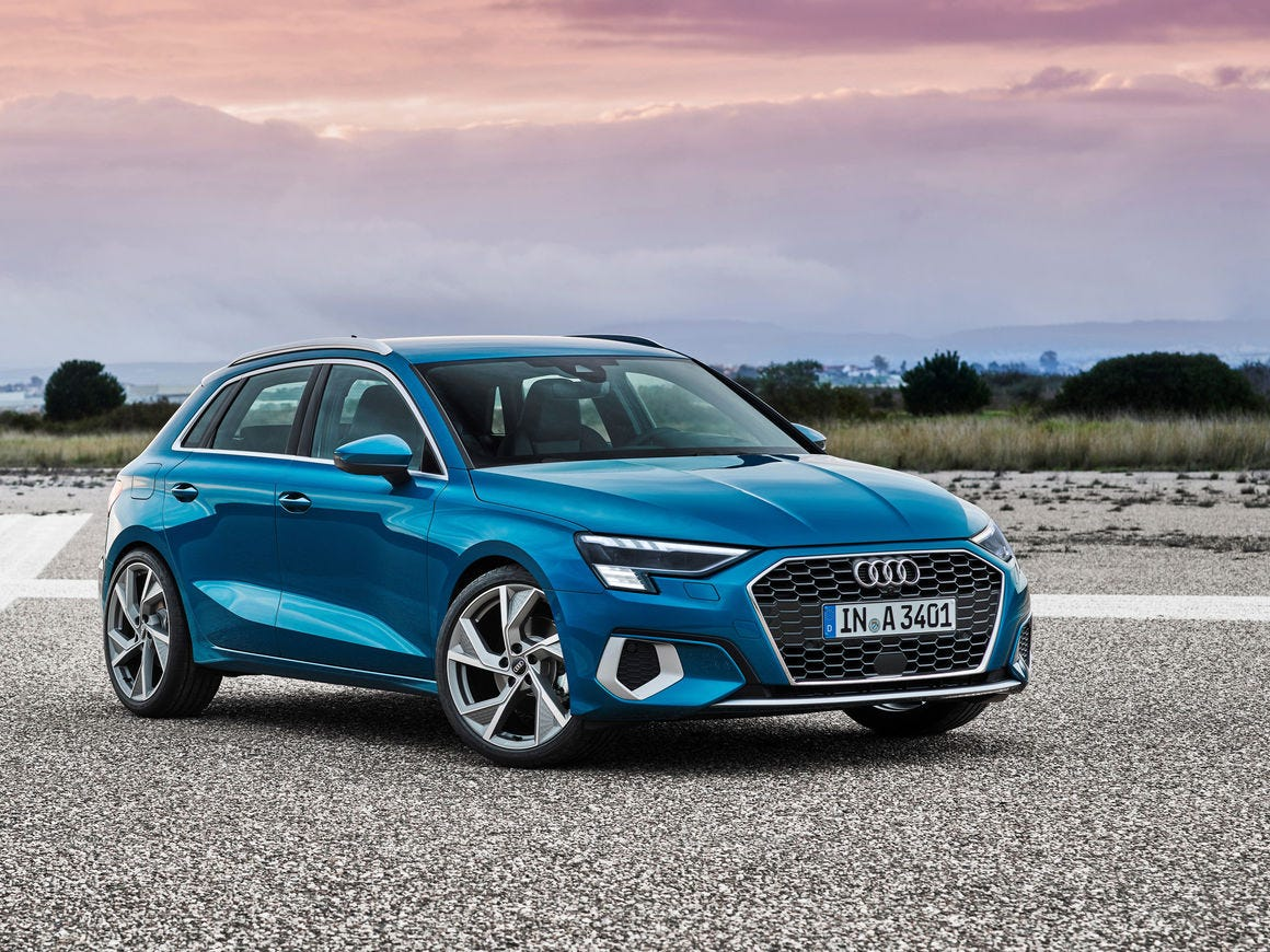 Volkswagen recalls Audi A3s on passenger air bag concerns