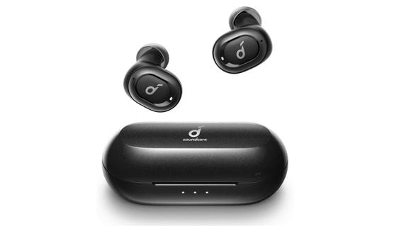 These true wireless earbuds are comfortable and offer solid audio for the price.
