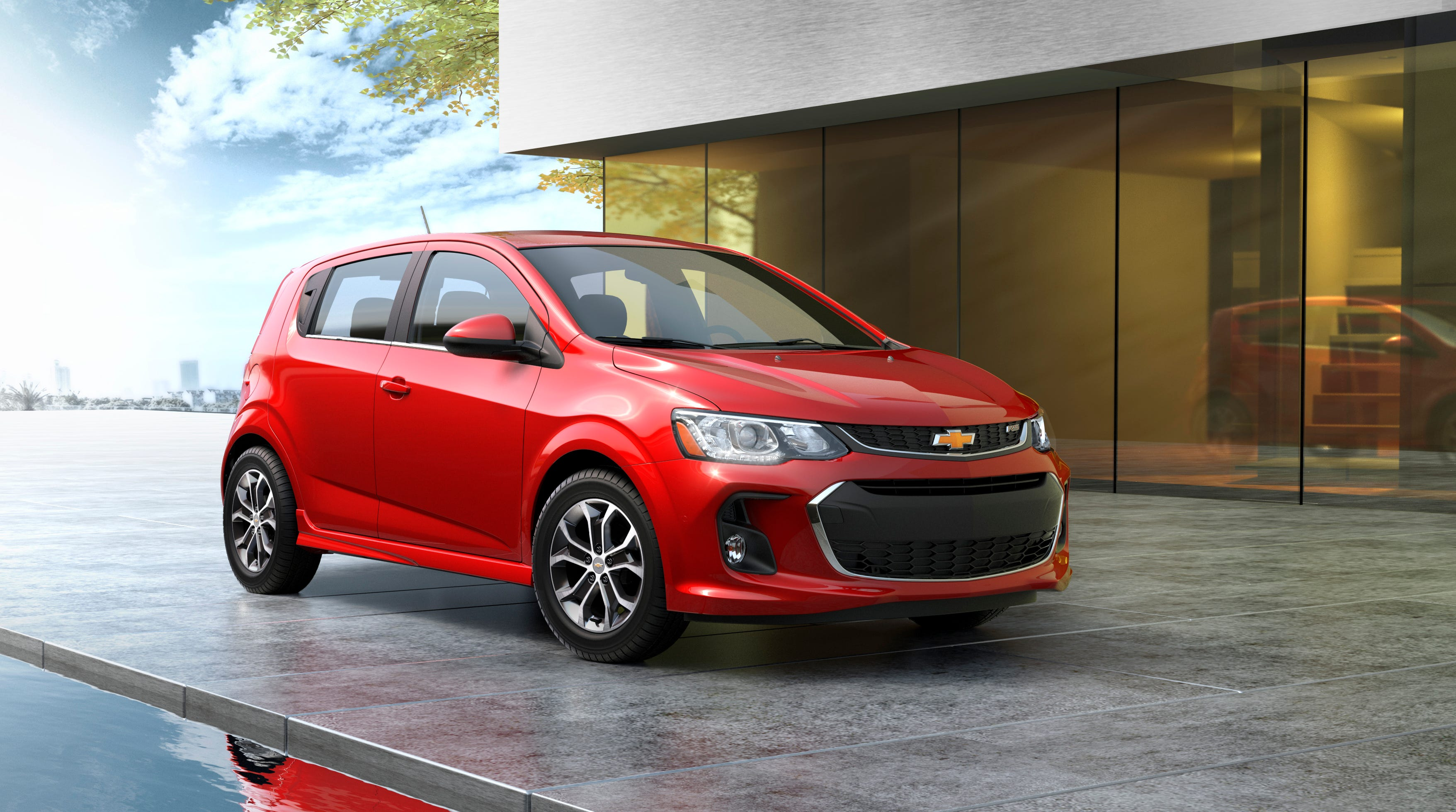 Ford Fiesta Toyota Yaris Chevrolet Sonic Subcompact Cars Ditched