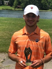Galion's Spencer Keller claimed his first HOJGA title of the season shooting a 70 at the Marysville Tournament at Marysville Golf Club.