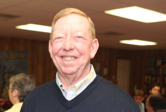 Montgomery County Highway Supervisor Mike Frost, pictured here in February, has died at age 67.