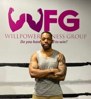 William McCray is the owner of WillPower Fitness Group in Clawson and also a fitness trainer.