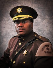 Washentaw County Sheriff Jerry Clayton