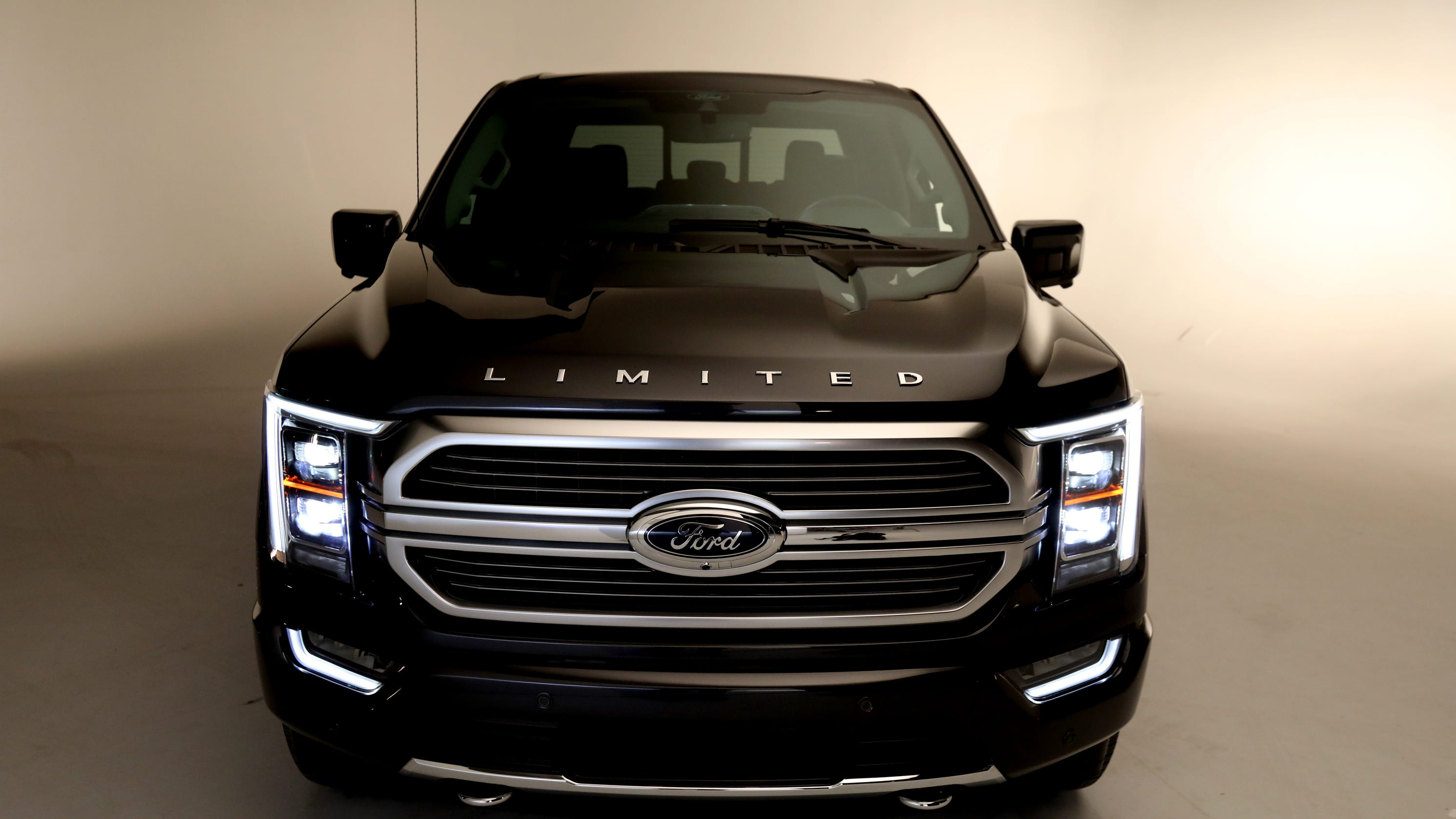Redesigned 2021 Ford F-150 pickup includes hybrid model ...