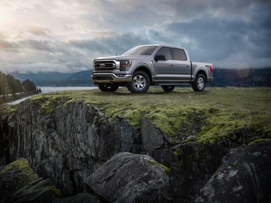 The next-generation F-150 will include Mobileye's technology to support automated functions, including hands-free driver-assist under the right conditions.