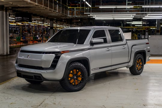 Aiming to move the spotlight off the Ford F-150 on Thursday, Cadillac, Ram and others teased their own new vehicles, andelectric-vehicle startup Lordstown Motors debuted its first vehicle, the Endurance pickup.