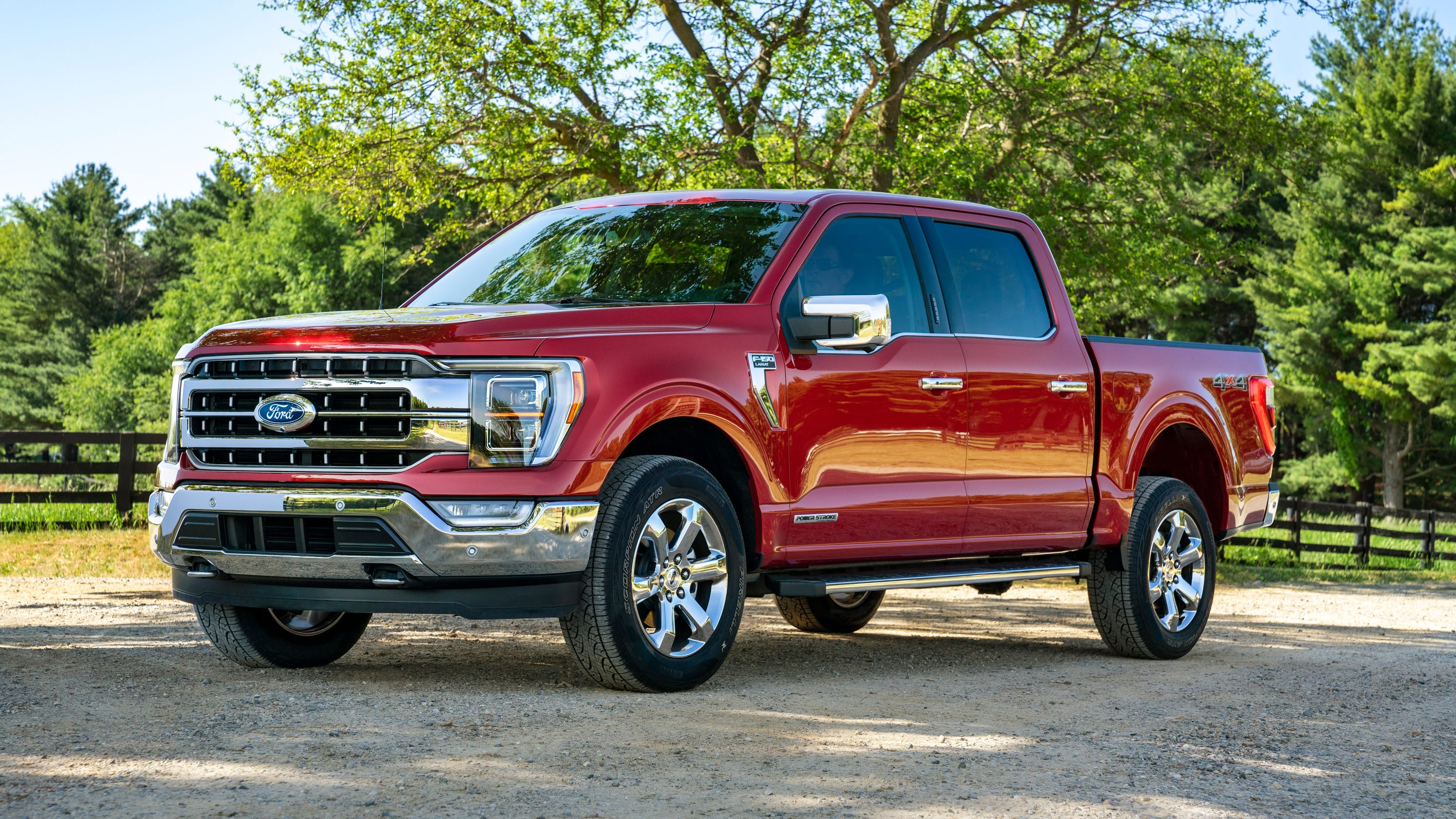 ford debuts 14th generation of iconic f150 pickup