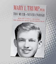 "Mary Trump's book, ""Too Much and Never Enough: How My Family Created the World's Most Dangerous Man,"" is due to be published on July 28, 2020."
