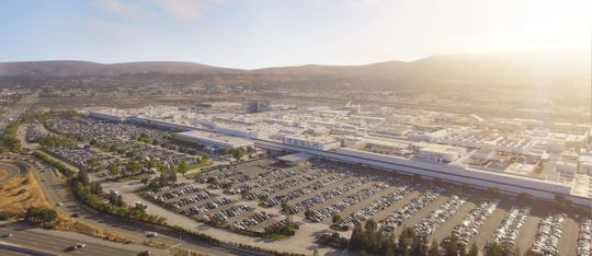 Tesla Inc. is planning to expand a battery-research facility in Fremont, California.