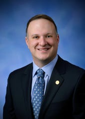 Rep. Matt Hall, R-Marshall