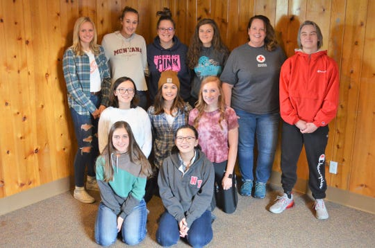 Teens from all over Montana recently participated in the Red Cross Youth Action Campaign, learning about international humanitarian law and the rules of war.
