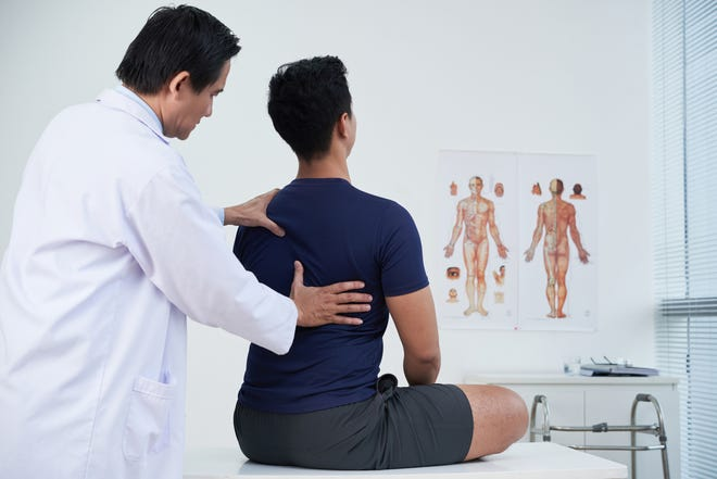 Chiropractors perform services beyond spinal adjustments.