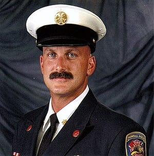 Howell Area Fire Chief Andrew Pless is retiring on August 14, 2020.