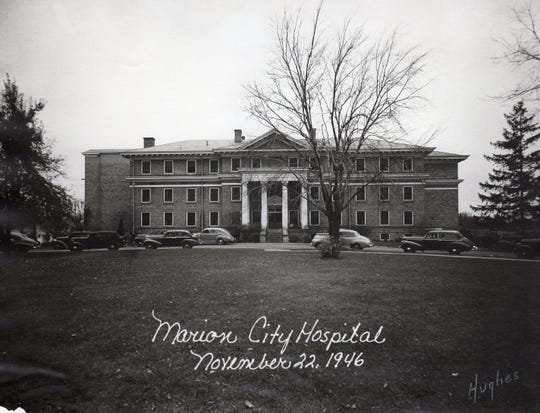 Marion City Hospital was located on Delaware Avenue north of where the current OhioHealth Marion General Hospital is now located.