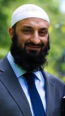 Imam Farhan Siddiqi of the Muslim Community of New Jersey