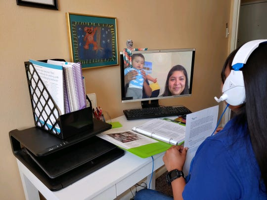 CHI St. Joseph's Children has expanded its Tele-health Home Visits statewide to work closely with first-time parents in New Mexico.