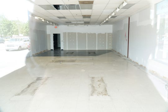 This retail space at 30983 Five Mile Road used to be a GNC but is empty for now.