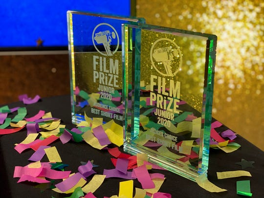 Film Prize Junior 2020 awards presented to high school students across Louisiana.