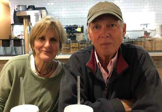 Garen and Shelby Houston were due to celebrate 47 years of marriage June 29.