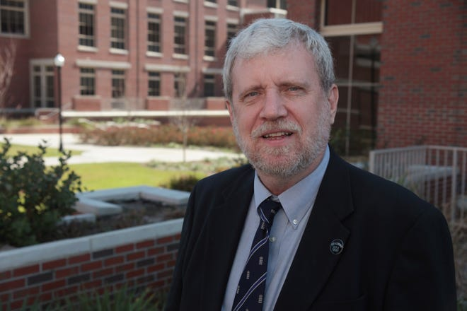 Florida State University Professor K. Anders Ericsson, an internationally renowned psychologist who pioneered the concept that it takes 10,000 hours of practice to become an expert.