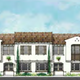 This visual shows what Beltramo Ranch, a proposed 102-unit townhouse development in Moorpark, could look like.