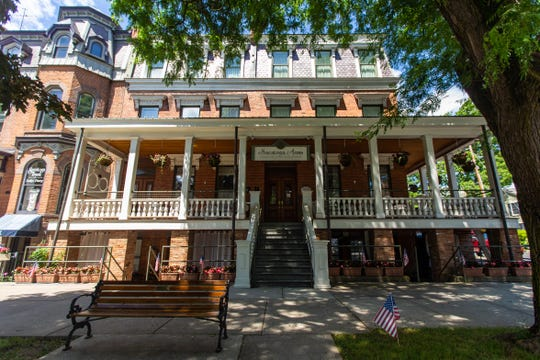 Saratoga Arms, a boutique hotel located at 497 Broadway in Saratoga Springs, closed for a little more than five weeks in late March to restructure how it would operate in the face of a pandemic.