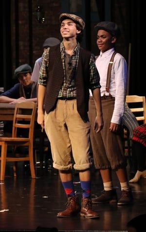 Eddie Knierim will attend the prestigious New York University's Tisch School of the Arts as an Acting major.