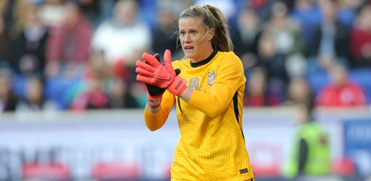 USWNT World Cup-winning goalkeeper Alyssa Naeher will be one of the notable players competing in the NWSL's Challenge Cup in Utah.