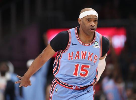 Vince Carter finishes his career 19th on the all-time scoring list.
