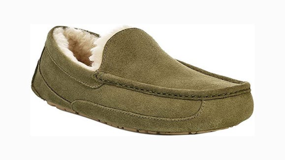 These UGG slippers are nearly half off.