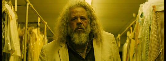 "Mark Boone Junior stars as a criminal who takes interest in a runaway boy in ""Run With the Hunted."""