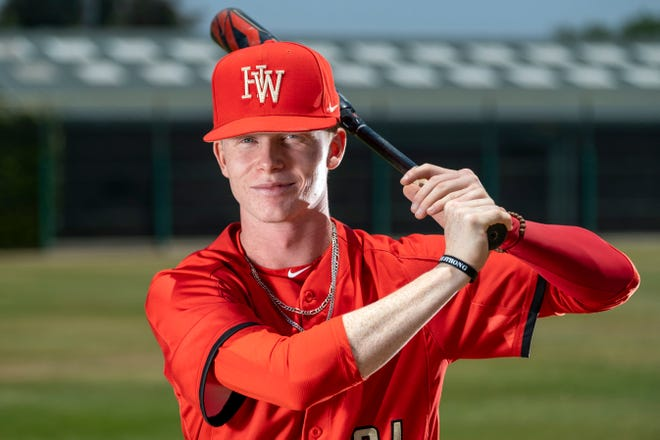 Harvard-Westlake's Pete Crow-Armstrong was drafted first by the New York Mets in the 2020 draft. He signed a minor league contract with a $3,359,000 signing bonus. HANS GUTKNECHT/Orange County Register, via AP(Hans Gutknecht