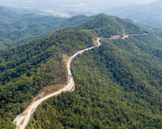 The Foothills Parkway