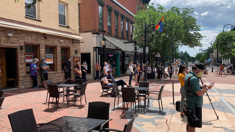 Burlington community leaders speak out on George Floyd killing, justice reform