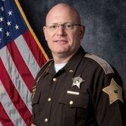 Posey County Sheriff Tom Latham