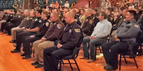 The Montana Law Enforcement Academy graduated 57 new officers Wednesday who will serve various agencies across the state.