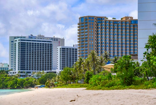 An increase in positive cases this week prompted the government of Guam to hold off on reopening the island to tourists.
