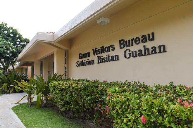 The Guam Visitors Bureau in Tumon, June 26, 2020.