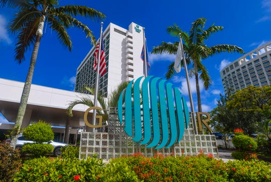 The Guam Reef Hotel in Tumon on Friday, June 26, 2020.