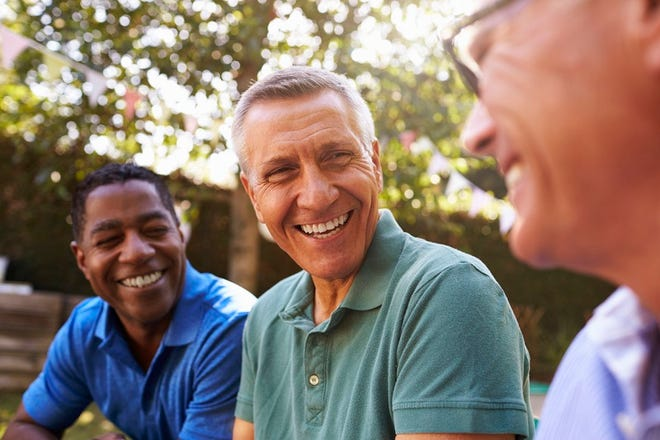 June is Men's Health Month, and now is the time for men to talk about issues health issues, before it's too late.