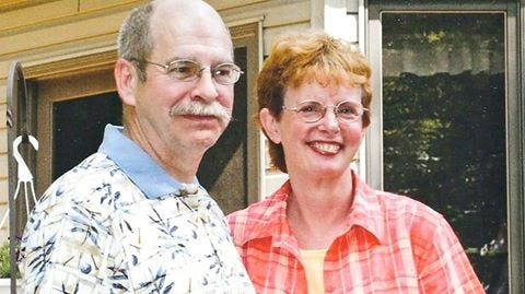 Jim and Gayle Sutherin are the creators of the Sutherin Family Eye Care Fund at Marion Community Foundation, which annually awards a grant to help Center Street Community Health Center provide ophthalmic services to Marion residents.