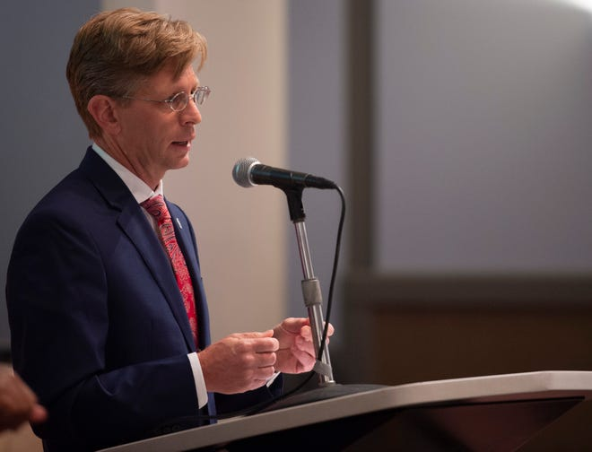 """""""It seems to be more designed about planning for the future and what comes next,"""" state superintendent Eric Mackey said about this funding.""""It gives us opportunities we've never had before."""""""